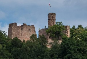 Burgruine Hohenecken